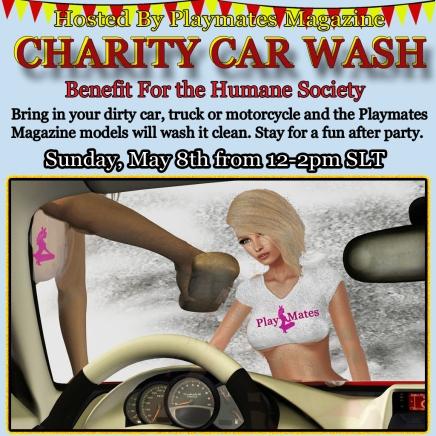 charity car wash promo 5 8